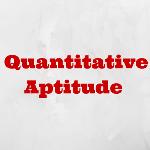 Quantative Aptitude